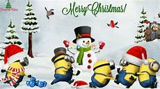 10 amazing minions merry christmas wallpapers will your mind 2019 frohes weihnachten und