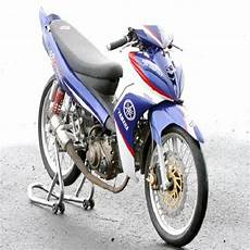 Stiker Motor Jupiter Z1 Keren by 10 Gambar Modifikasi Jupiter Z1 Racing Ala Thailook Velg