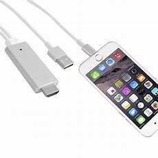 e edc 1080p hdtv adapter for iphone 6s 6 se hdmi cable