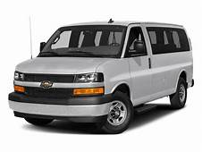 New 2018 Chevrolet Express Passenger RWD 2500 135 LT MSRP