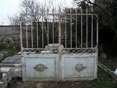 Portail Ancien En Fer Forg 233 Antiquit 233 S De Jardin