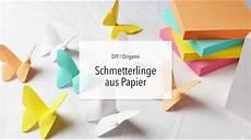 diy origami schmetterling falten aus papier zeit f 252 r