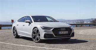 2019 Audi A7 First Drive  Impressions Photos And Specs