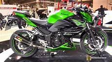 2015 Kawasaki Z300 Walkaround 2014 Eicma Milan