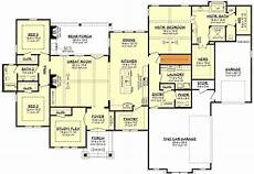 walkout basement house plans one story plan 51794hz one story house plan with massive walk in
