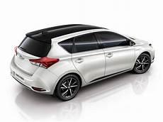 Configurateur Nouvelle Toyota Auris Hybride Et Listing Des
