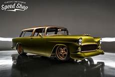 1955 nomad with a 509 ci chevy big block v8 engine