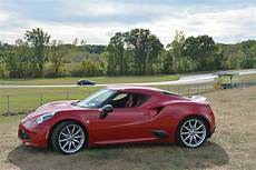 Review 2017 Alfa Romeo 4c Coupe Gtspirit