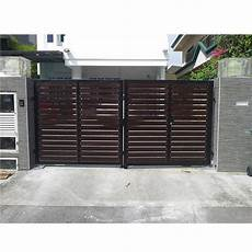 swing gate auto swing gate at rs 1000 pair automatic swing gate
