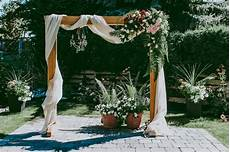 diy flowers for wedding arch 15 diy wedding arches to highlight your ceremony with