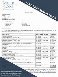 letter of demans demand exle for outstanding payment
