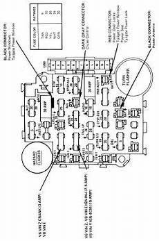93 chevy s10 fuse box diagram repair guides