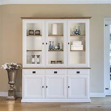 Möbel Weiß Holz - vitrine wei 223 im landhausstil m 246 bel design vitrine