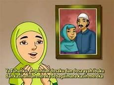 Doa Untuk Orang Tua Kumpulan Doa Anak Animasi Kartun