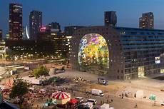 Market In Rotterdam By Mvrdv E Architect