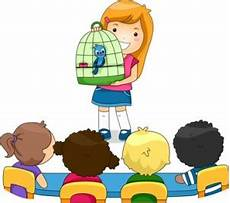 Show And Tell Clipart