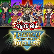 yu gi oh legacy of the duelist for playstation 4 2015