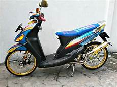 Motor Mio Sporty Modifikasi by 100 Gambar Motor Mio Terbaru Gubuk Modifikasi