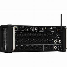behringer xr18 air behringer x air xr18 18 input digital mixer xr18 b h photo