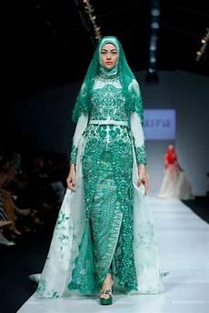 Contoh Kebaya Muslim Terbaru Kumpulan Model Kebaya Modern
