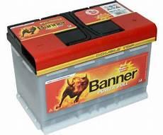 Banner Power Bull Professional 12v 75ah P7540 Ab 109 10