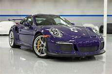 dealer inventory 2016 porsche 911 gt3 rs ultraviolet with