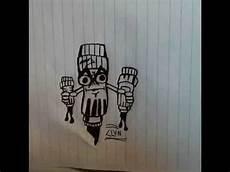 Graffiti Malvorlagen Lengkap Gambar Grafiti Huruf L Keren