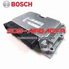R 233 Paration Calculateur Moteur Bosch 0 281 012 597