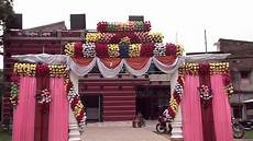 marriage wedding flowers stage decoration video s full hd