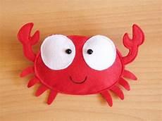 yared el cangrejo monedero por lovelia en etsy fieltro bajo el mar