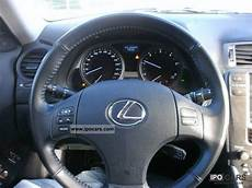how make cars 2008 lexus is parental controls 2008 lexus is 220d limited leather automatic climate control car photo and specs