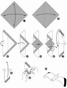 origami gabbiano origami di gabbiano