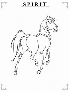 Spirit Malvorlagen Novel Spirit Coloring Pages To And Print For Free