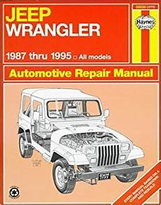 car owners manuals free downloads 2008 jeep wrangler electronic valve timing repair manual download for a 1995 jeep wrangler jeep wrangler yj 1987 1995 service repair
