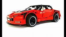 lego voiture de sport lego technic supercar