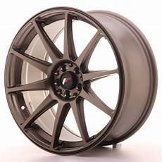 japan racing wheels jr 11 bronze 19x8 5 zoll japan