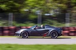 Lotus Elise Sprint 2017 Review Autocar