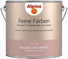 alpina farbe 187 alpina feine farben melodie der anmut 171 2 5