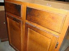 Kitchen Cabinet Doors Cleaning by Oak Cabinets Covered With Grease And Dirt Cleaning Tips