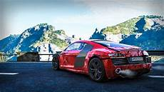 project cars crash testing build 847 pc gameplay