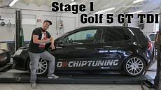 Ok Chiptuning Vw Golf 5 Gt 2 0tdi 170ps Stage 1