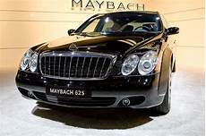black bussines car maybach 62s editorial image image