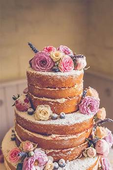 Food Wedding Cake Ideas