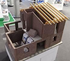 haus bauen material liapor fertighaus