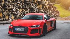 Drive In The Abt Audi R8 V10 Plus