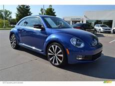 2012 reef blue metallic volkswagen beetle turbo 71132337