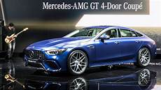 mercedes amg gt 4 geneva 2018 world premiere of the amg gt 4 door coupe amg g63 and mercedes c class review