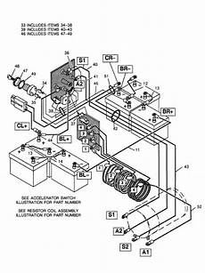 1998 ezgo wiring diagram 1998 ez go golf cart wiring diagram wiring diagram and schematic diagram images
