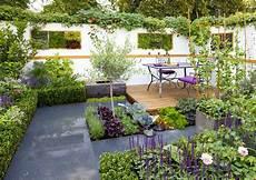 Terrasse Dekorieren Ideen - how to decorate your patio with plants