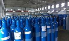 cylindre de gaz industriel des compresses 10l 16l en acier